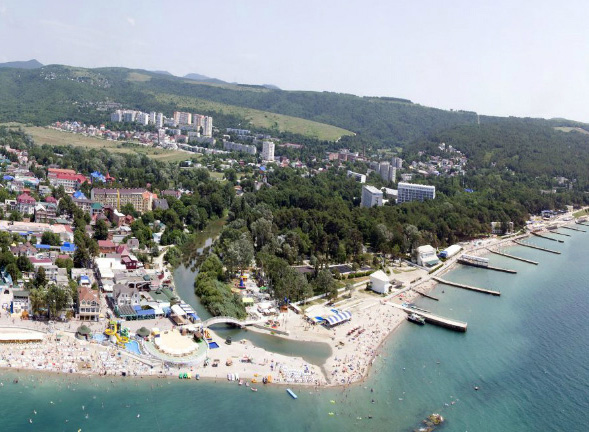 nikatur31.ru - Черное море - Дивноморское