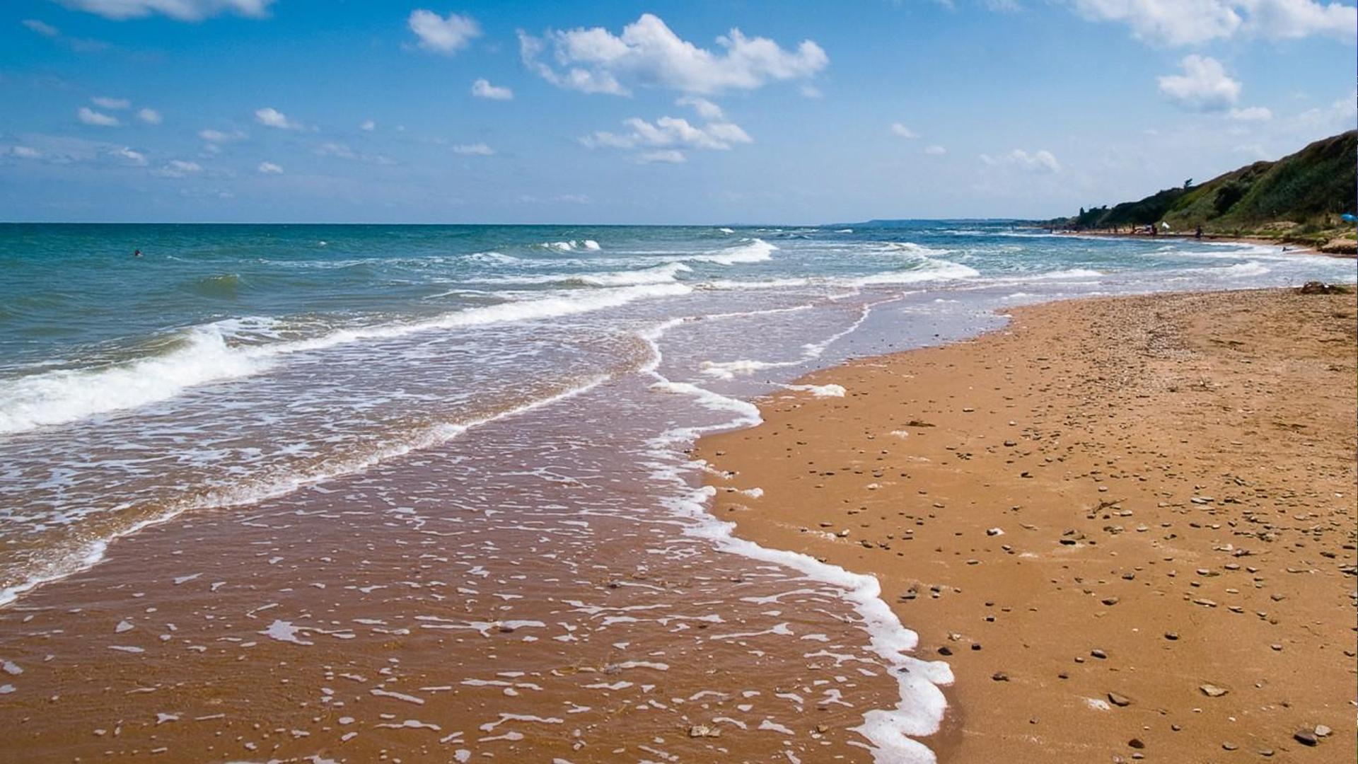 Азовское море лучшие пляжи фото