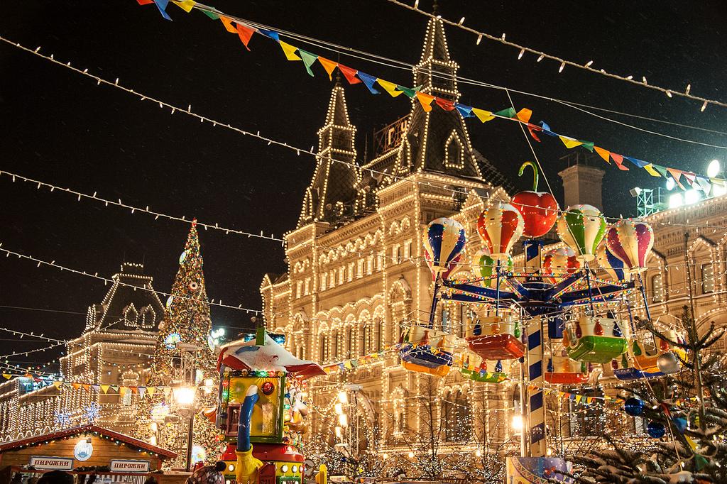 nikatur31.ru - Новогодние каникулы в Москве