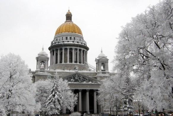 Волшебное Рождество в Санкт-Петербурге. Никатур Белгород
