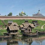Кострома-Ярославль-Ростов Великий
